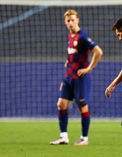 Barcelona'da büyük kriz!