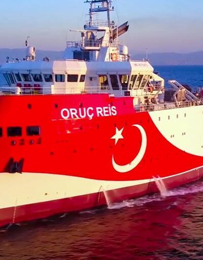 Son dakika... Türkiye'den Oruç Reis için yeni Navtex   Video