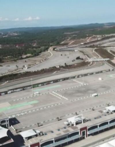 Formula 1 yeniden İstanbul'da | Video