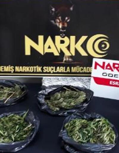 İzmir'de uyuşturucu operayonu: 1 kişi tutuklandı