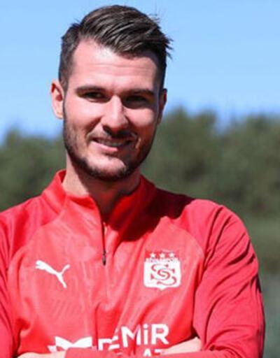 Son dakika... Sivasspor Robin Yalçın'ı kadrosuna kattı