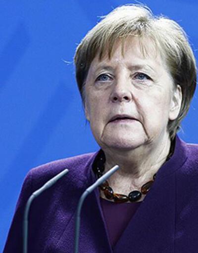 Son dakika.. Merkel: AB ülkeleri Yunanistan'ı desteklemeli