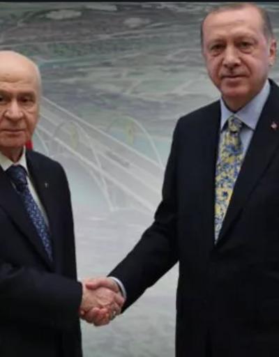 Erdoğan'ın vefasına Bahçeli'den karşı jest