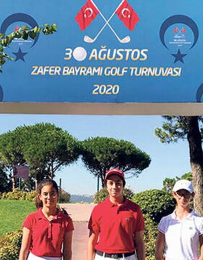 İstanbul Kemer Country Club'da büyük heyecan başladı