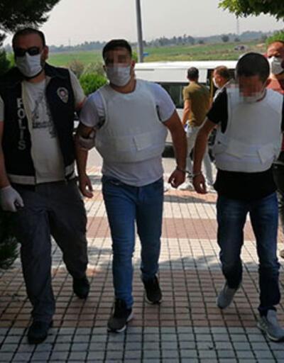 Ceyhan'da 3 kişinin öldüğü silahlı saldırıda 6 şüpheli tutuklandı