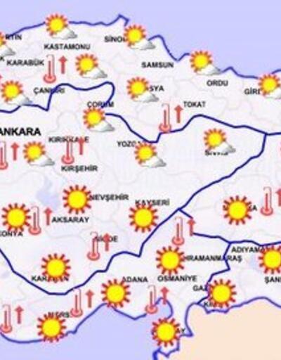 1 Eylül 2020 hava durumu! Bugün hava nasıl olacak? Salı yağış var mı? İl İl hava durumu!