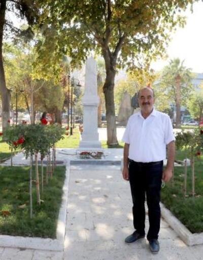 İskele Meydanı, 12 Eylül Kurtuluş Günü törenine hazırlanıyor