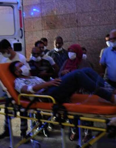 Komşu aileler birbirine girdi: 4 yaralı, 3 gözaltı