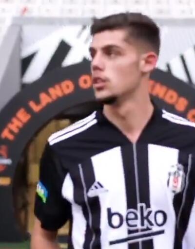 Beşiktaş Francisco Montero'yu açıkladı