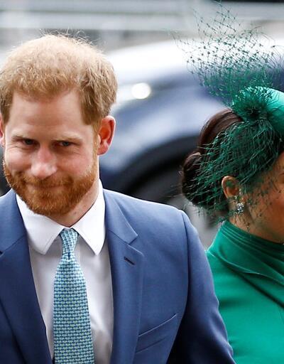 Meghan Markle ve Prens Harry'den milyonluk Netflix anlaşması