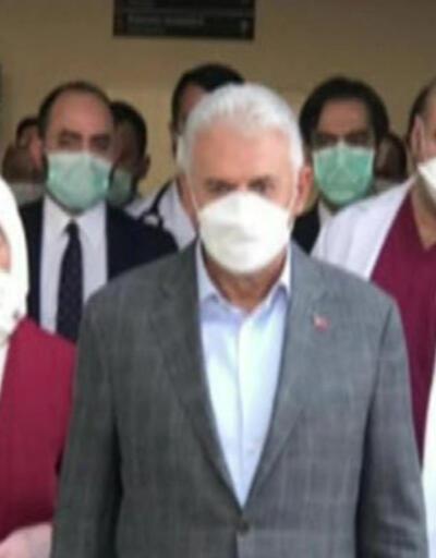 Son dakika haberi:  Binali Yıldırım koronavirüse yakalandı | Video