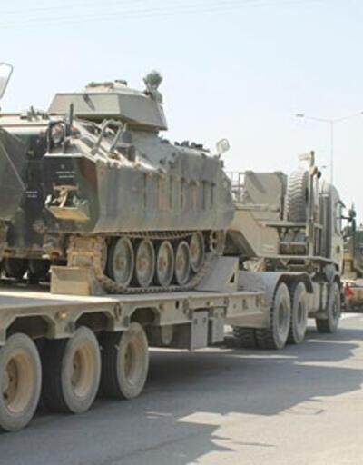 """Yunanistan sınırına tank sevkiyatı"" iddiasına yanıt"