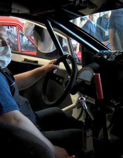 Sanayi ve Teknoloji Bakanı Varank Formula 1 pistinde test sürüşü yaptı