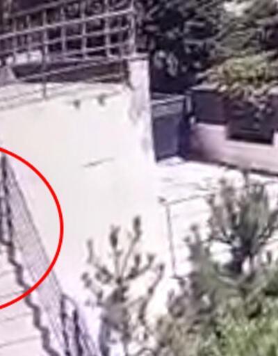 SON DAKİKA: Lüks rezidanstan düşen camla ölüm... Olay anının görüntüleri ortaya çıktı   Video