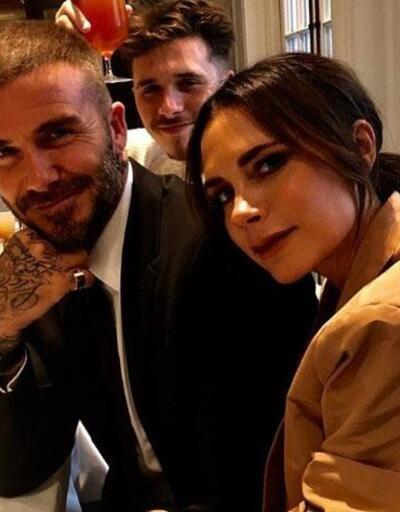 David ve Victoria Beckham'ın corona virüse yakalandığı ortaya çıktı