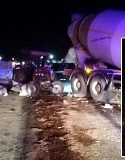 Çaldığı traktörle kaza yaptı, hayatını kaybetti