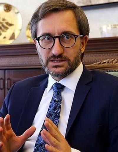 İletişim Başkanı Altun: Cumhurbaşkanımız güçlü ve büyük Türkiye'ye liderlik etmeye devam edecektir