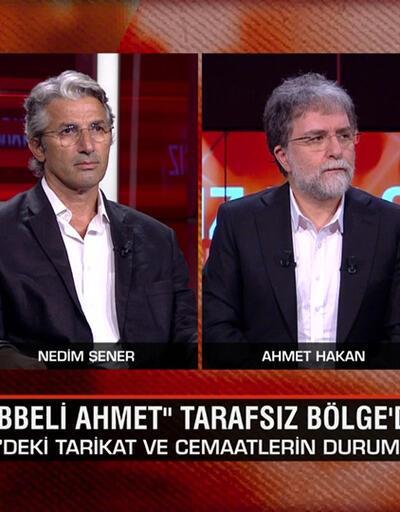 Ahmet Mahmut Ünlü (Cübbeli Ahmet Hoca) Tarafsız Bölge'de soruları yanıtladı