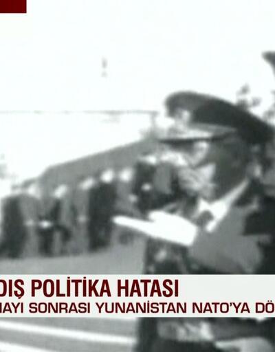 Darbeciler onayladı Yunanistan NATO'ya döndü | Video