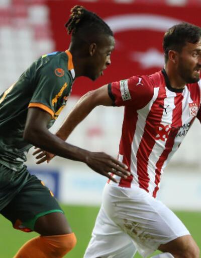 Sivasspor - Alanyaspor: 0-2