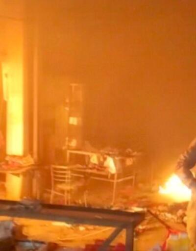 Son dakika: Resulayn'da bombalı saldırı | Video
