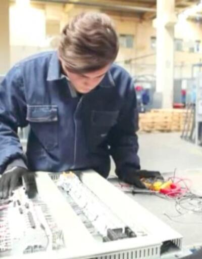 Meslek liselerine son teknoloji | Video