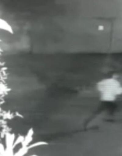 Son Dakika Haberleri: Katilin kaçış anı kamerada | Video