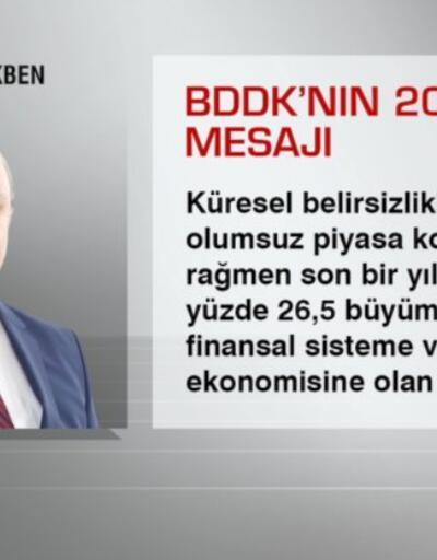 Akben: Bankacılık sektörü stratejik öncelik | Video