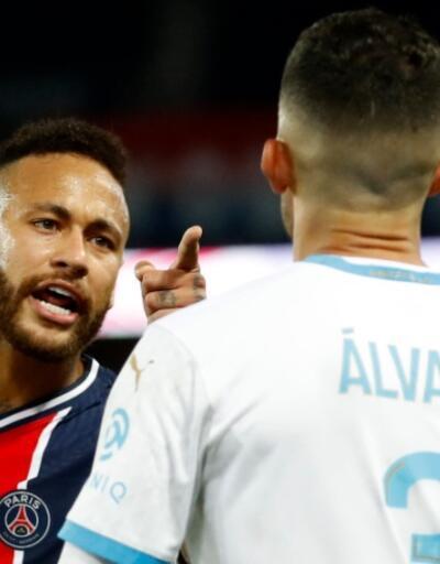 PSG'den Neymar'a destek