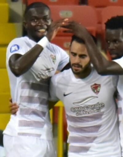 Hatayspor son şampiyonu yendi