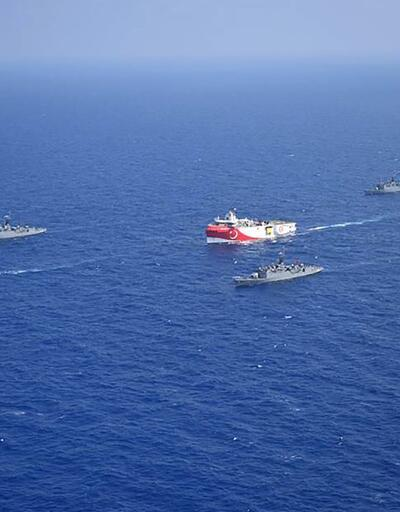 Son dakika... Türkiye'den yeni NAVTEX ilanı