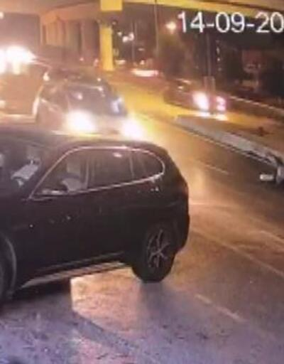 Son Dakika Haberi: Kadını otomobilden attılar! O anlar kamerada | Video