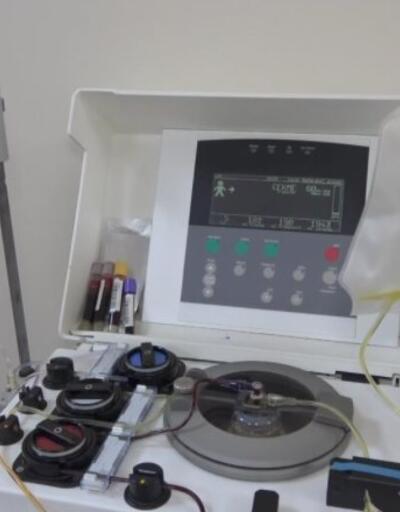 Son dakika! Bir bağışçı artık 16 virüs hastasına umut olacak   Video