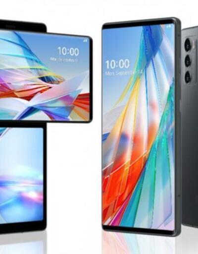 Dönen ekranlı telefon LG WING tanıtıldı