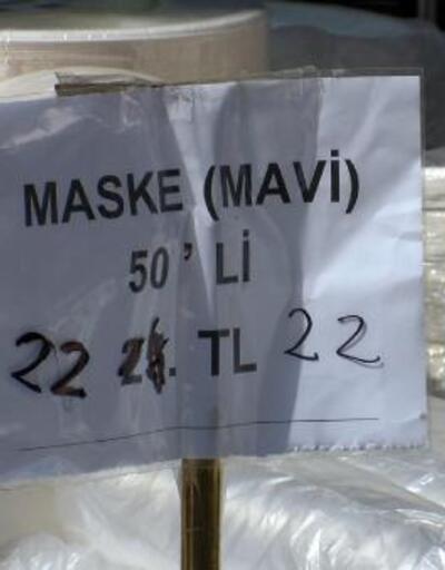 Son dakika.. Merdiven altı maskelere dikkat!