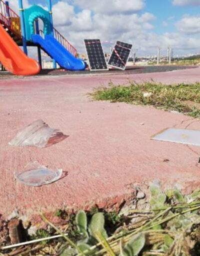Son dakika.. Görkem'in parkta ölümü: Faciayı yaratan o paneller