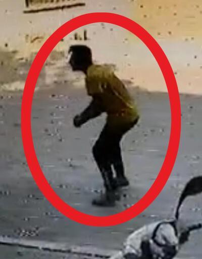 Son Dakika: O bir kahraman! Saniyeler sonra hayat kurtardı | Video