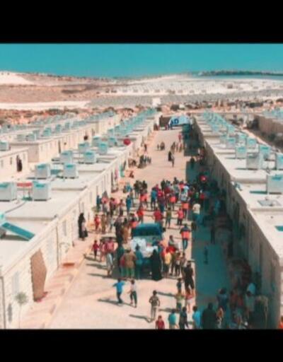 Radyo D, İdlib'e yardım eli uzattı | Video