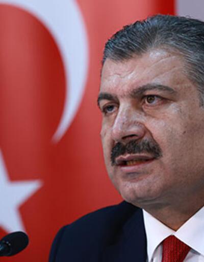 Son dakika haberi... Sağlık Bakanı Fahrettin Koca'dan koronavirüs aşısı açıklaması