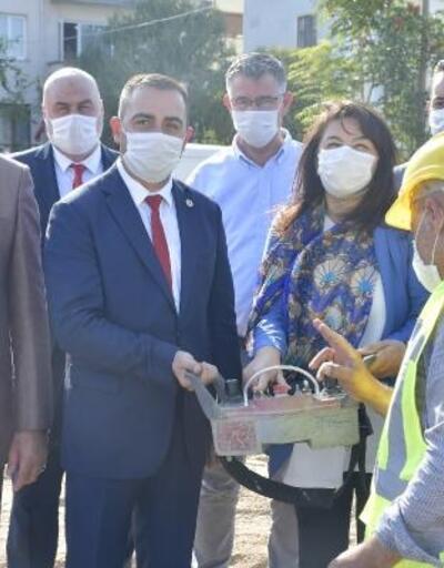 Biga Belediyesi, ilçenin kurtuluş gününde temeller attı, açılışlar yaptı