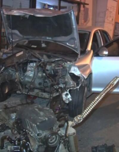 İstanbul'da kazalar art arda geldi | Video