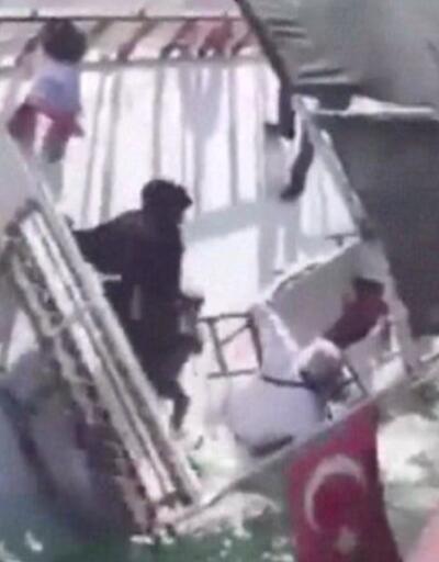 Son dakika... 29 kişi ölümden döndüğü anların görüntüleri ortaya çıktı   Video