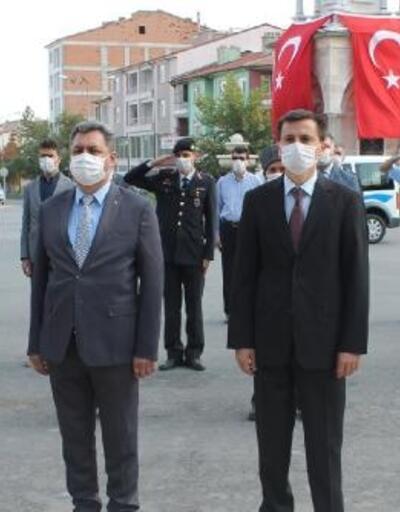 Çay'da Gaziler Günü kutlandı