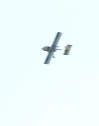 Son Dakika Haberleri: İnsansız hava araçları gaziantep semalarında yarıştı | Video
