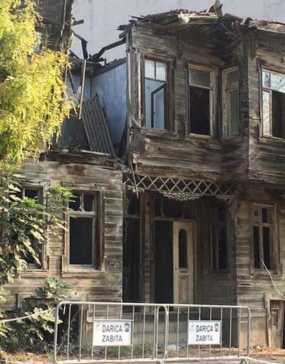 Tarihi Rum evleri restore edilecek
