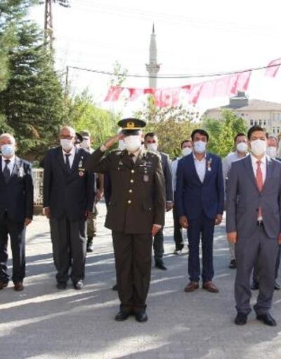 Ergani'de, Gaziler Günü törenle kutlandı