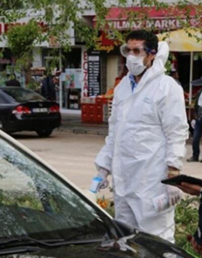 Gaziantep'te, koronavirüslü hastayla temaslılar idari izinli sayılacak