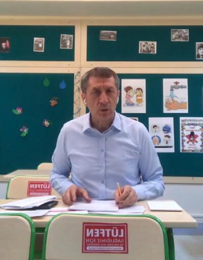 Son Dakika! Bakan Selçuk: Okullar eğitime hazır | Video