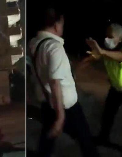 Alkollü yakalanan hakim polislere saldırıp küfretti