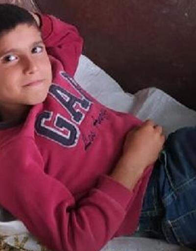 Ağabeyinin ölümüne neden olduğu çocuk, toprağa verildi